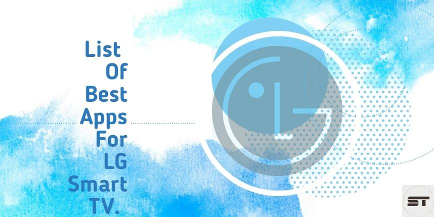 Best-LG-Smart-Tv-Apps-list