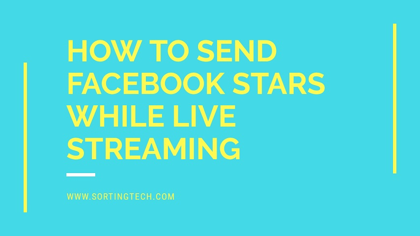 how-to-send-facebook-stars-while-live-streaming