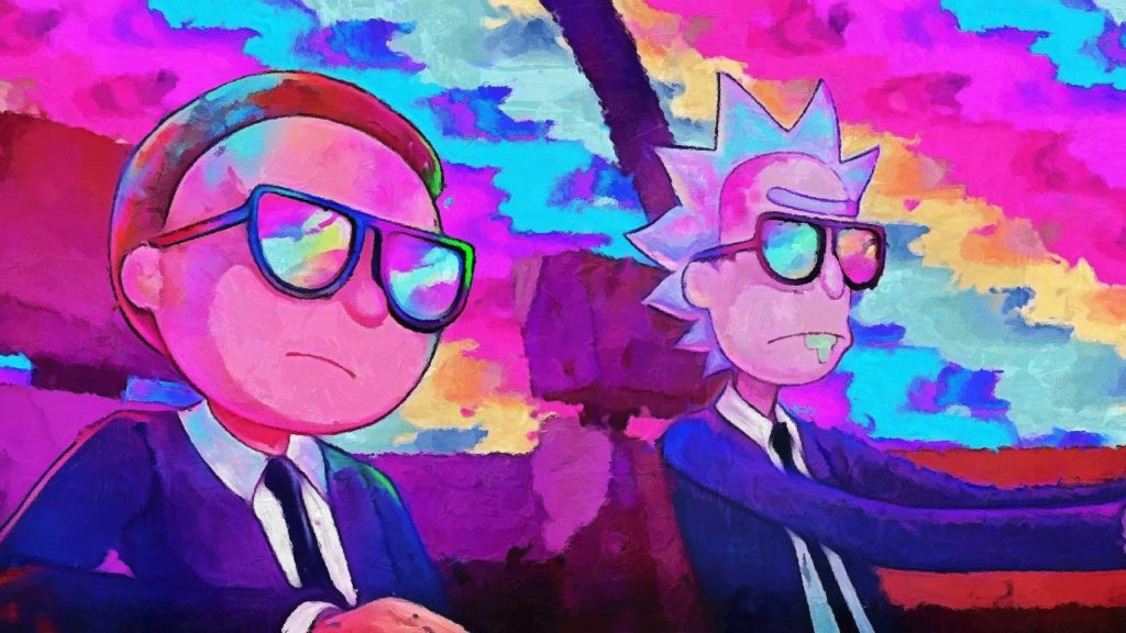 cool-RICK-AND-MORTY-WALLPAPERS