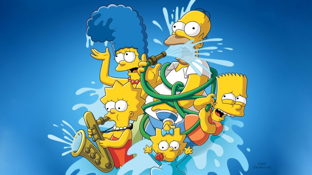 best-the-simpsons-wallpapers-4k-hd