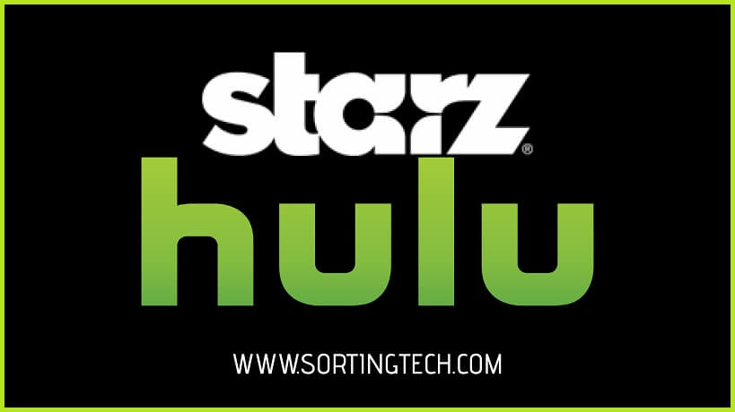 how-to-add-starz-to-hulu